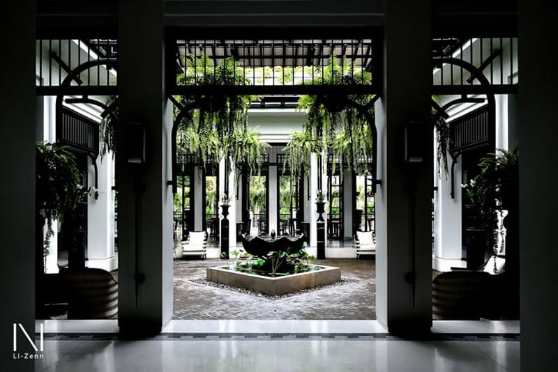 The siam hotel a beautiful boutique urban oasis bangkok for Best design boutique hotels thailand