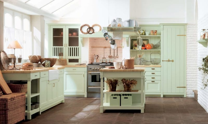 country style kitchen (15)