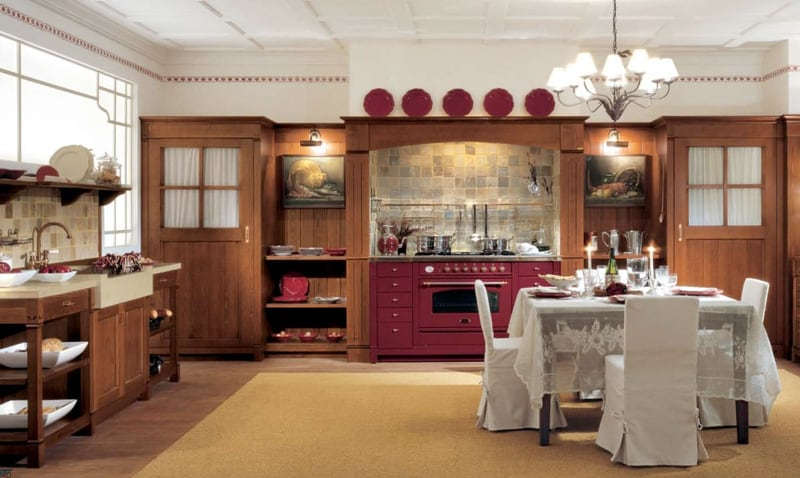 country style kitchen (18)