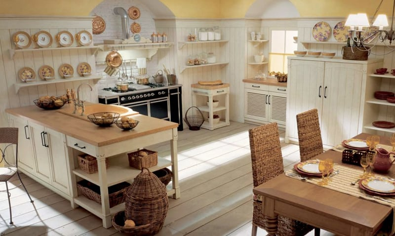country style kitchen (23)