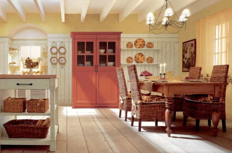 country style kitchen (24)