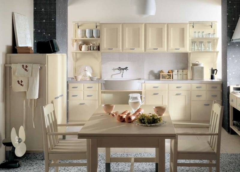 country style kitchen (9)