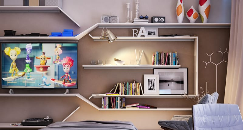 creative-custom-shelving