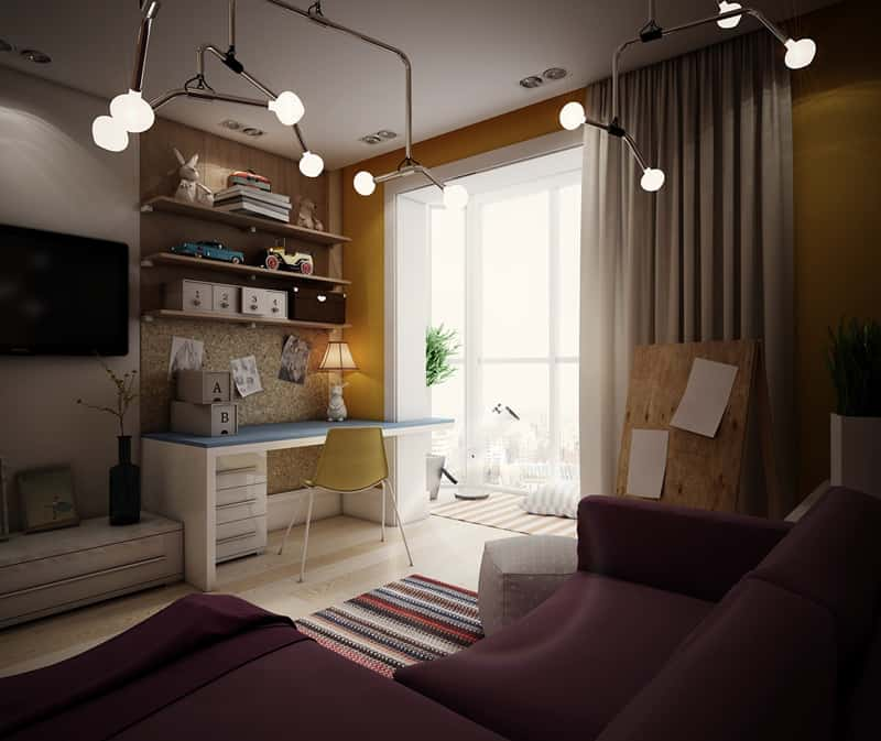 creative-teen-room-design