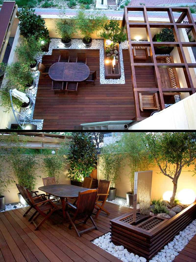designrulz terrace 1 - Pergola Design Ideas