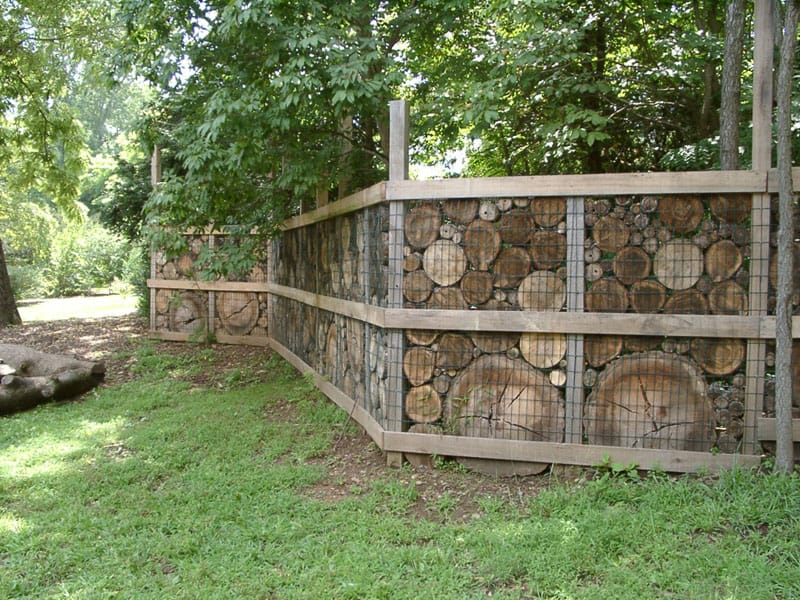 Stone Walls and Gabion Stone Fences– A Stylish Alternative ...
