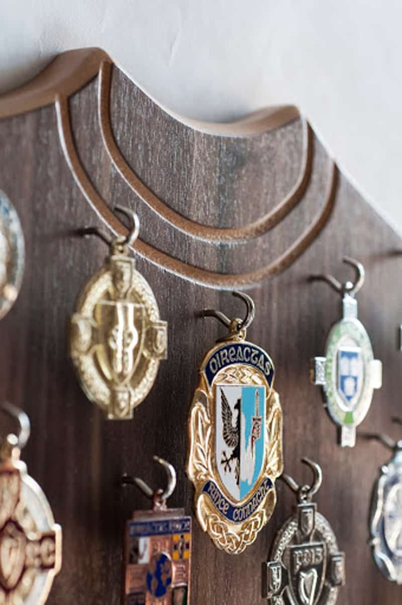Creative Ways To Display Your Medals