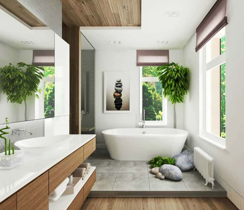 3-Serene-bathroom-designrulz (1)