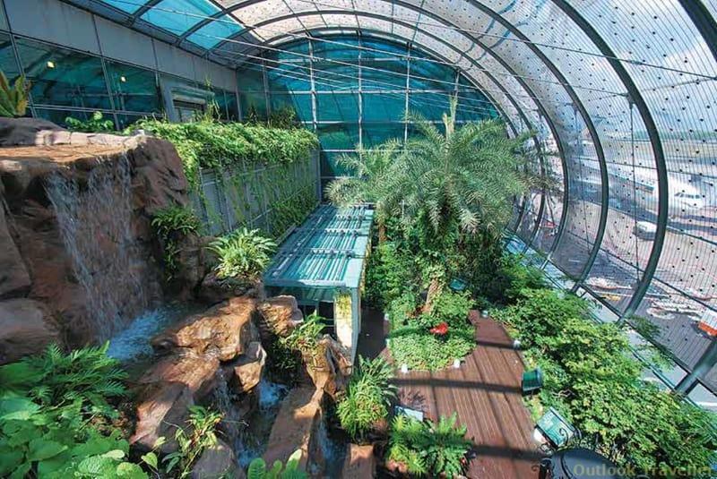 Changi Airport Swimming Pool (2)