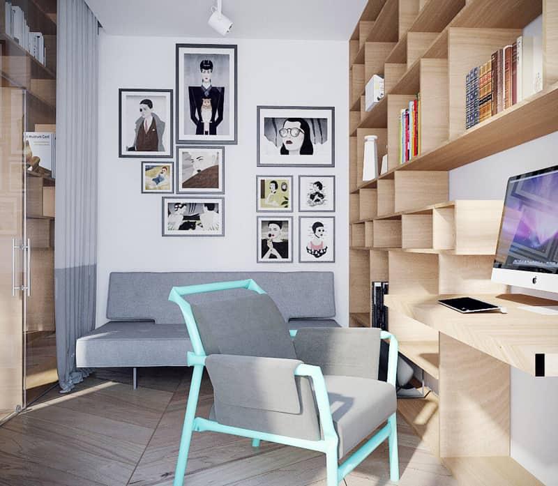 DA Architectscustom-shelving
