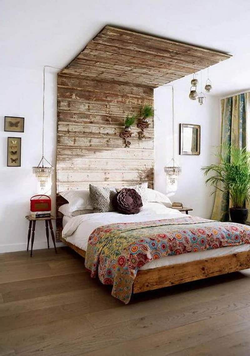 27 Ideas For Floor To Ceiling Headboards