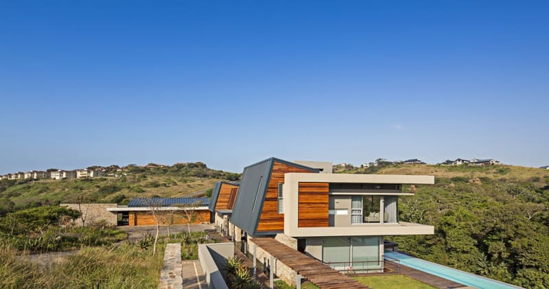 Modern Comfortable House In South Africa Albizia House By Metropole