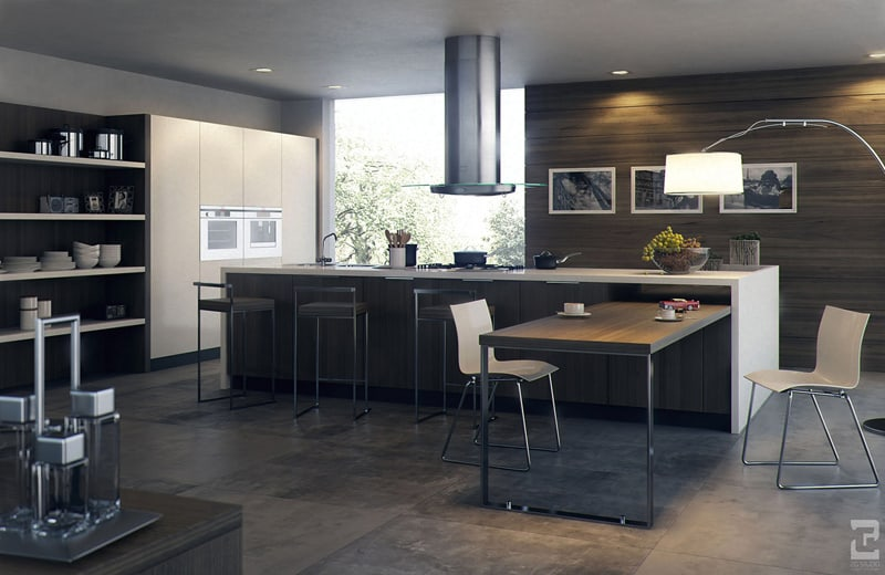 Modern Kitchens-designrulz (3)