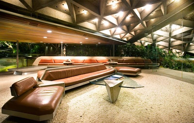 Sheats Goldstein Residence By John Lautner Beverly Hills