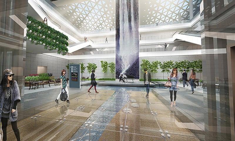 South Korea New airport-designrulz (10)