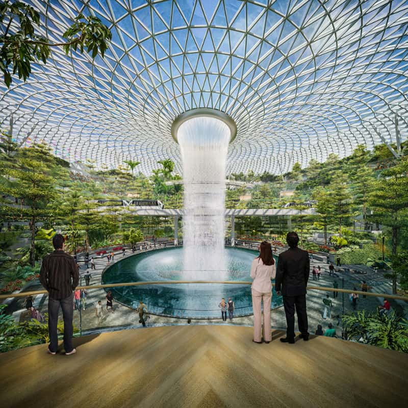 This Incredible Urban Park Will Be Inside One Of The World's Busiest Airports-designrulz (4)