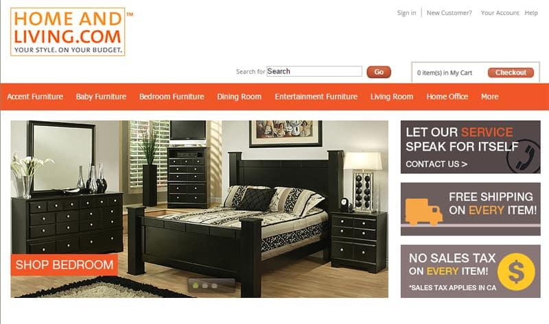homeandliving. 33 Best Online Furniture Stores