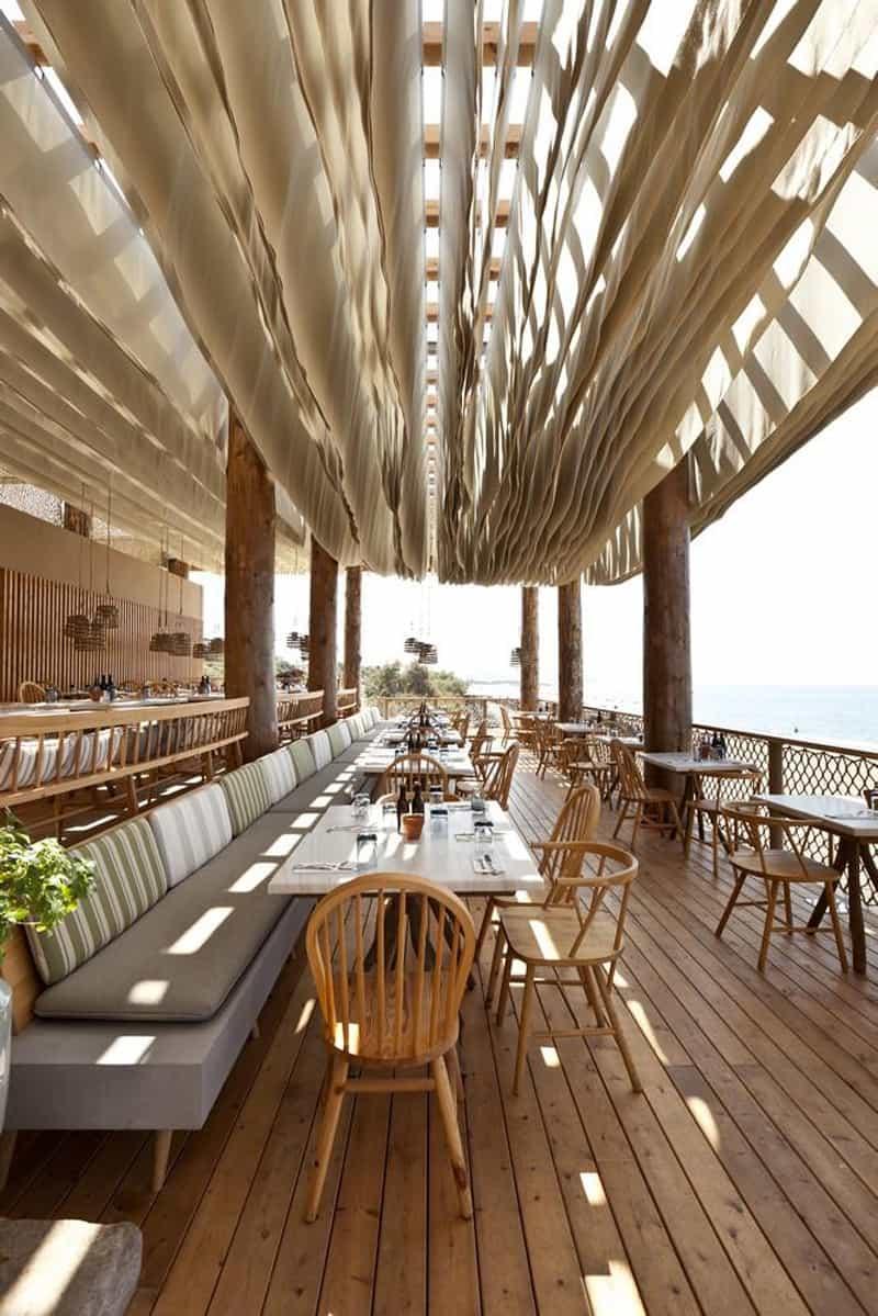 The Bouni Beach Bar Designed By K-Studio