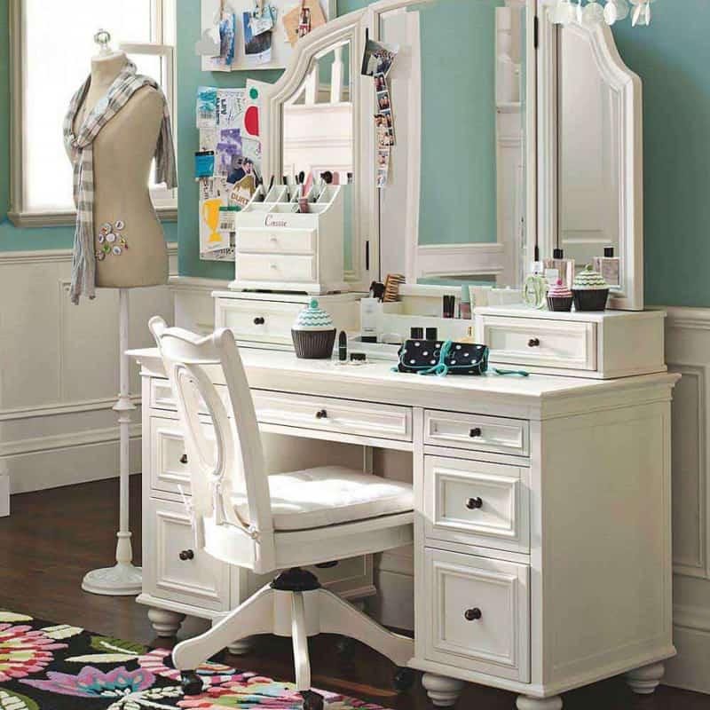 Makeup Vanity Designrulz 18