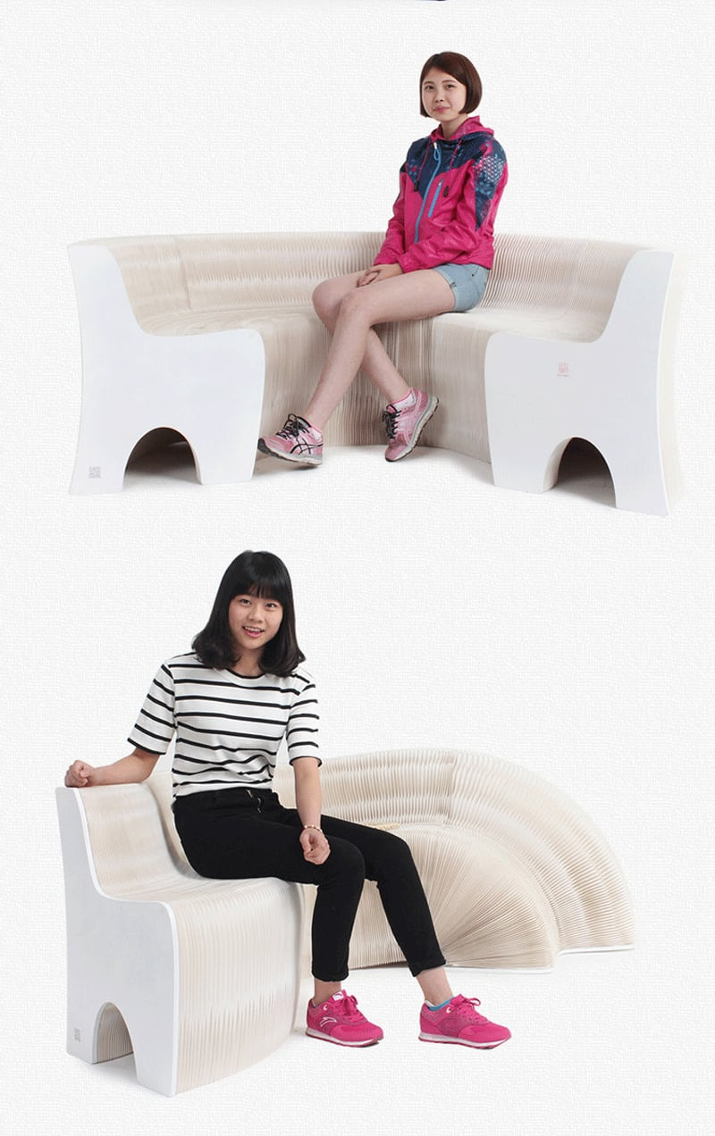 organ-type-paper-chair-functions