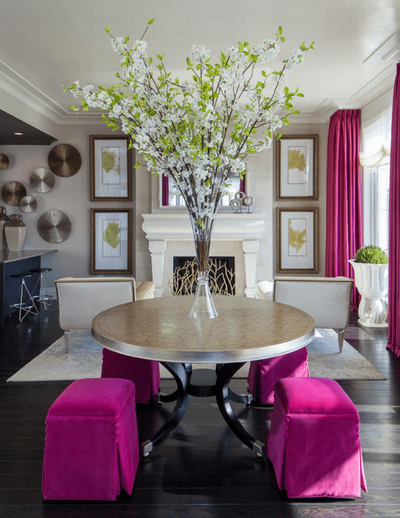 Surprisingly Versatile 25 Fabulous Pastel Pink Interior