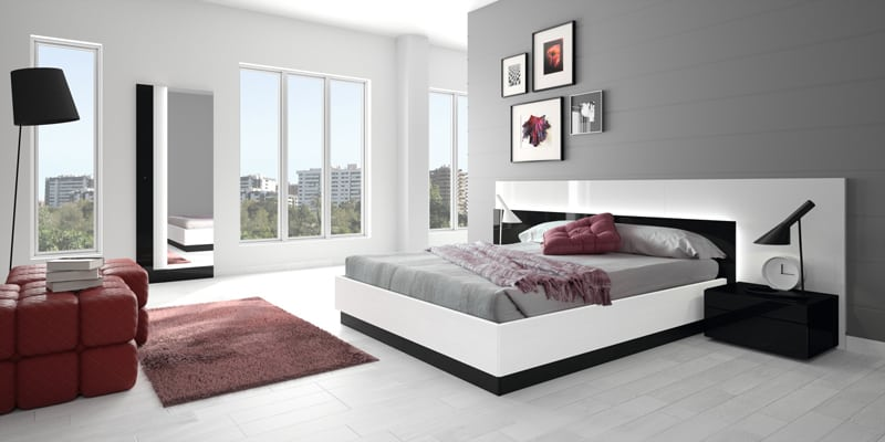 Bedroom paint ideas what s your color personality for Dormitorios modernos para adultos