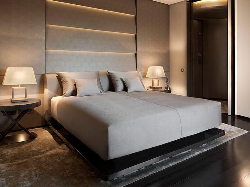 Hotel Room Vestibule