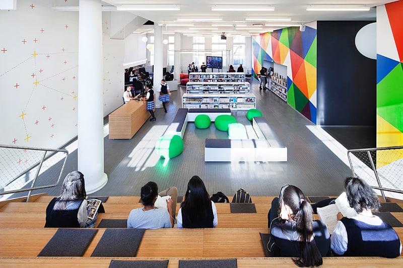Hamilton Grange Library Teen Center-designrulz (1)