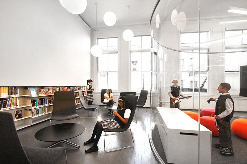 Hamilton Grange Library Teen Center-designrulz (2)