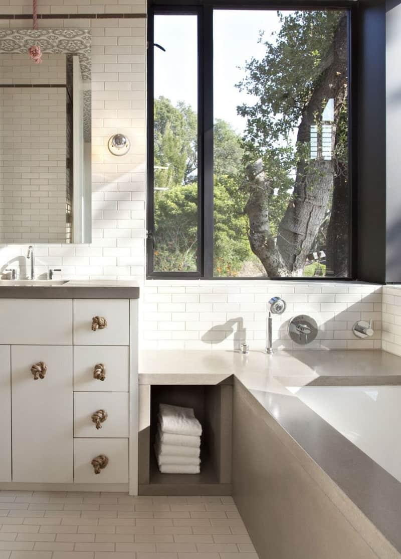 Hillside-House-Kết hợp-Truyền thống-Với-Hiện đại-Phong cách-designrulz (6)