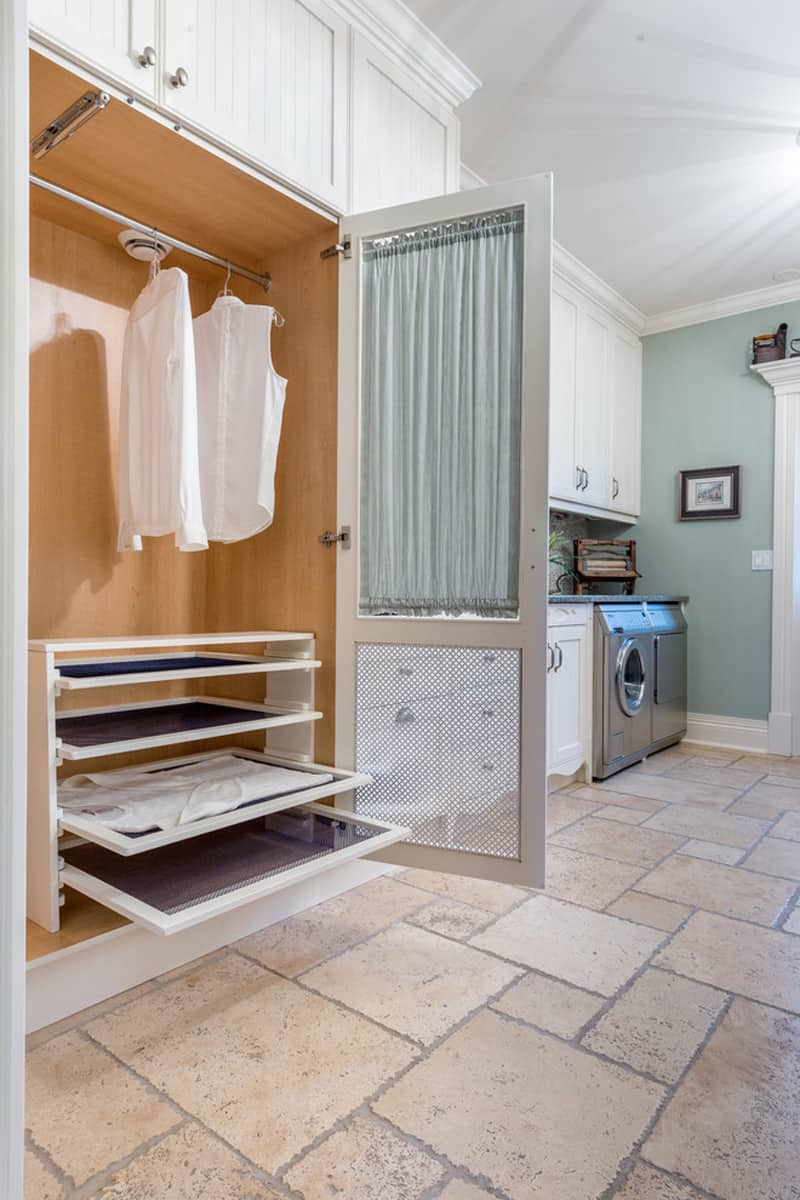 Brilliant ways to organize and add storage to laundry rooms for Room 8 design