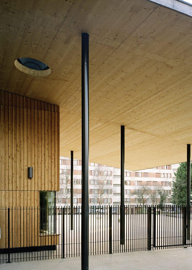 School complex in Rillieux-la-Pape-designrulz (2)