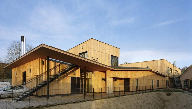 School complex in Rillieux-la-Pape-designrulz (4)