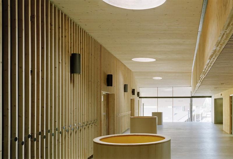 School complex in Rillieux-la-Pape-designrulz (7)