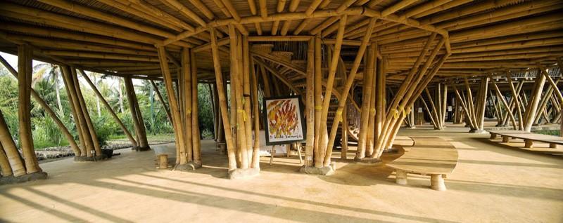 The Green School PT Bambu designrulz (1)