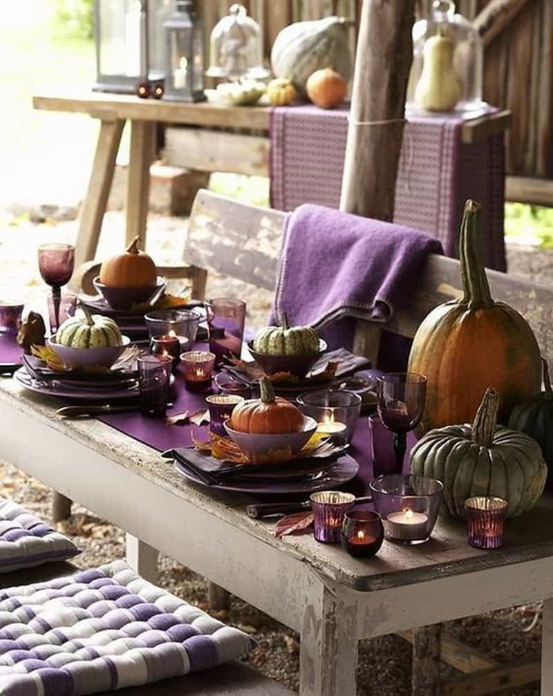 25 Pretty Autumn Decorations Ideas