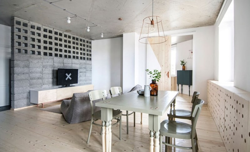 Small Apartment In Saint Petersburg By Int2architecture