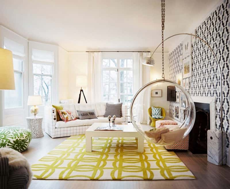 Ikea Ceiling Swing