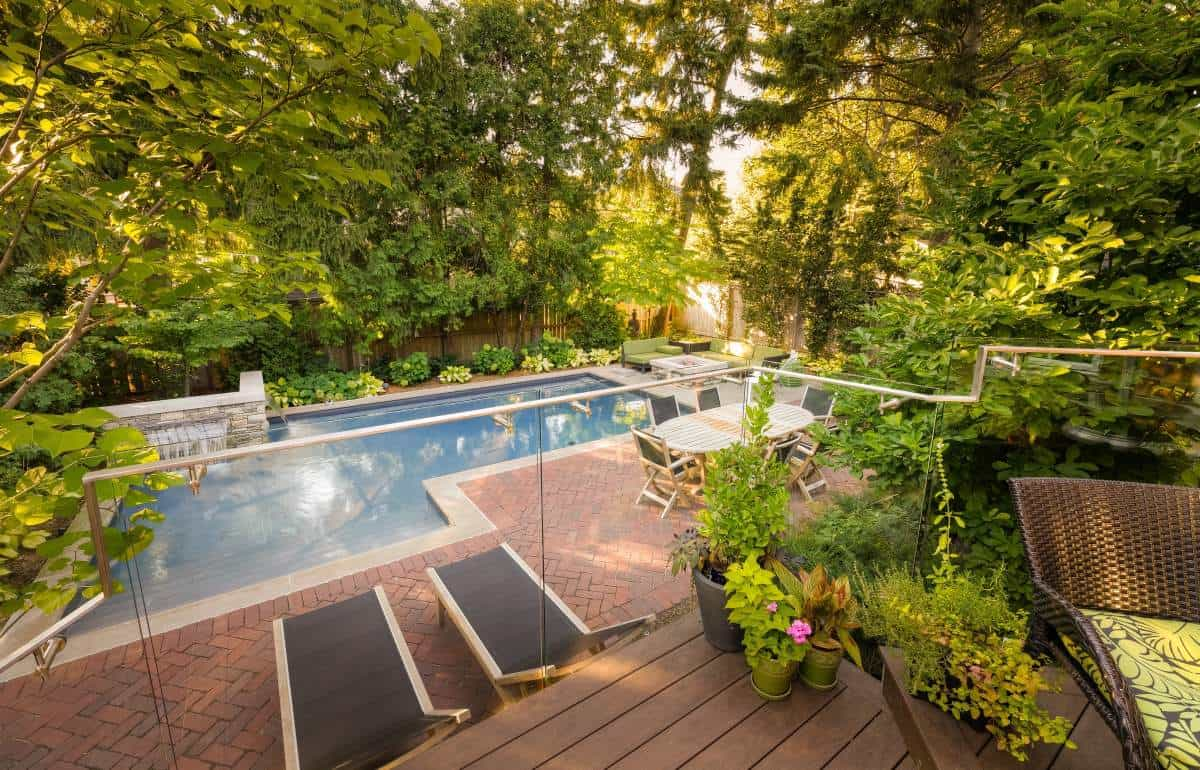 A strong addition to any yard 20 geometric swimming pool for Pool 22 design