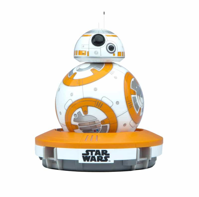 04 Sphero BB-8 App-Enabled Droid