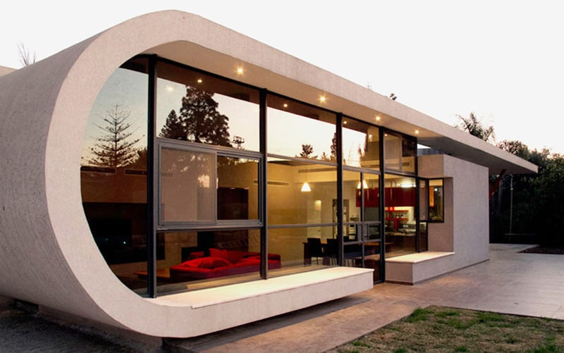 Beam House by Uricohen in Arbel, Israel (2)