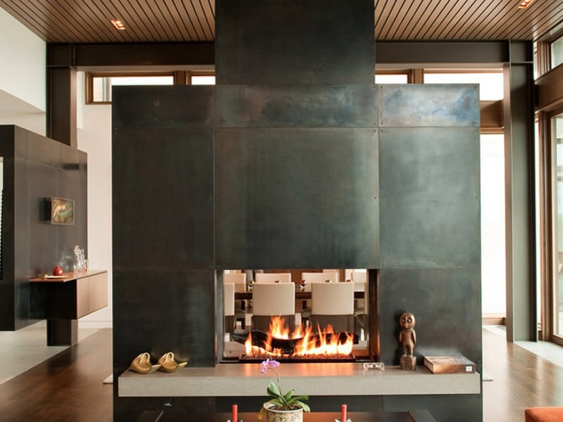 fireplaces for small living rooms
