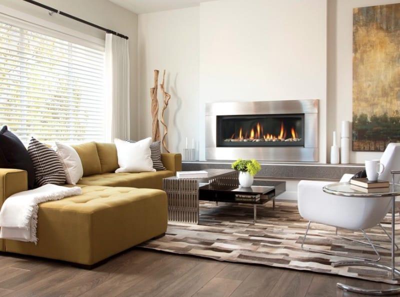 Fake Fireplace Surround