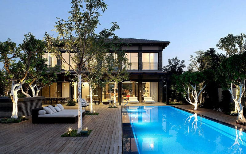 Modern Private Residence in Ramat HaSharon, Israel (2)