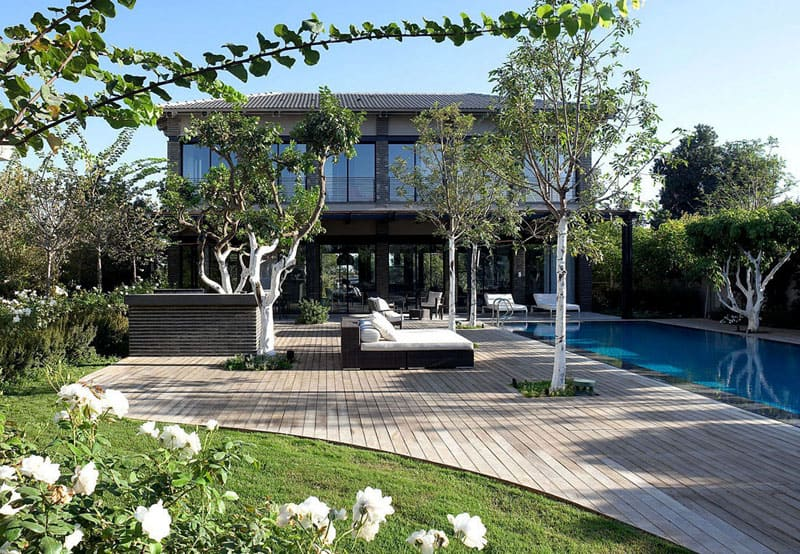 Modern Private Residence in Ramat HaSharon, Israel (3)