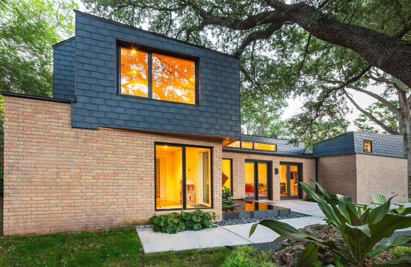 Modern Home in Austin, Texas: Riverview Way by Tom Hurt ...