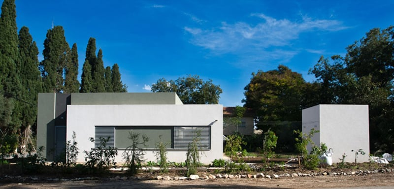 Simplicity And Clarity of Form in A Modern House From Israel (3)