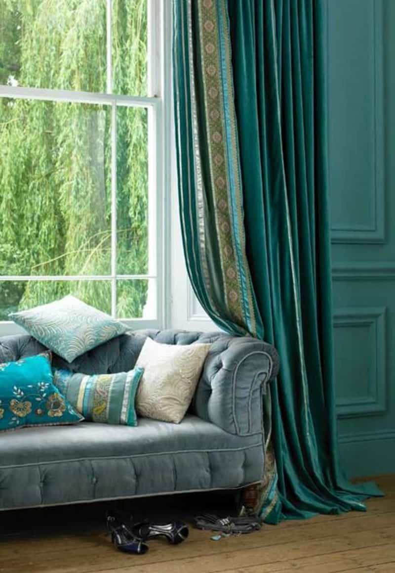 Interior design and home decorating turquoise designrulz 1