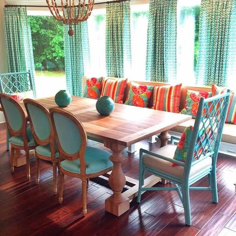 Colors Of Nature 22 Turquoise Interior Design Ideas