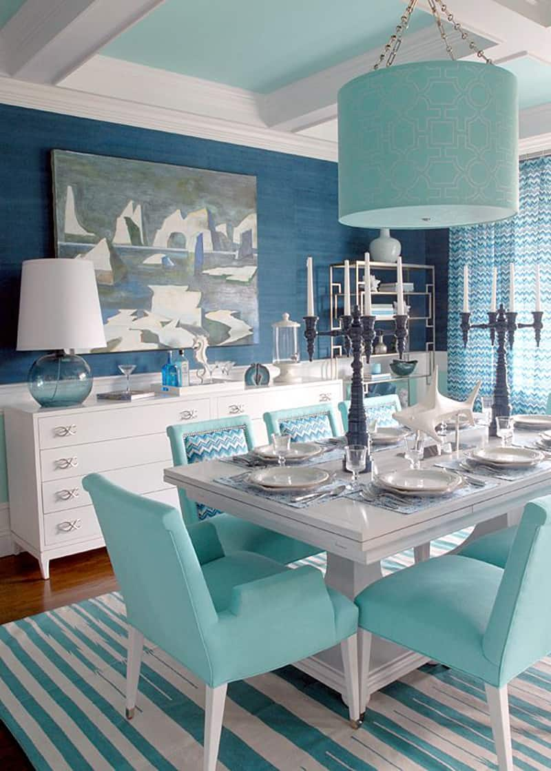 Colors Of Nature 22 Turquoise Interior Design Ideas